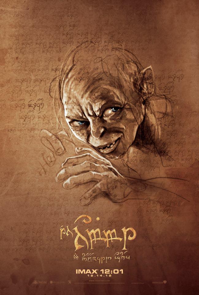 gollum-poster